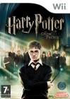 Boîte FR de Harry Potter et l'Ordre du Phoenix sur Wii