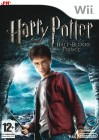 Boîte FR de Harry Potter et le Prince de sang mêlé sur Wii