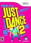 Boîte US de Just Dance 2 sur Wii
