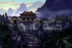 Artworks de La légende du Dragon sur Wii