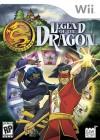 Boîte US de La légende du Dragon sur Wii