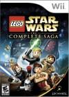 Boîte US de LEGO Star Wars : La Saga Complète sur Wii