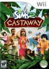 Boîte US de Les Sims 2 : Naufragés sur Wii