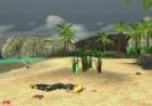 Screenshots de Les Sims 2 : Naufragés sur Wii