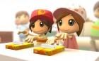 Artworks de Let's Tap sur Wii