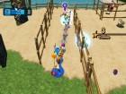 Screenshots de Line Attack Heroes sur Wii