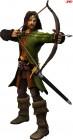 Artworks de Le Seigneur des Anneaux : La Quête d'Aragorn sur Wii