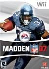 Boîte FR de Madden NFL 07 sur Wii