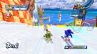 Logo de Mario & Sonic aux Jeux Olympiques d'Hiver sur Wii