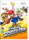 Boîte JAP de Mario Sports Mix sur Wii