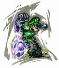 Logo de Mario Strikers : Charged Football sur Wii