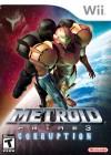 Boîte US de Metroid Prime 3 : Corruption sur Wii