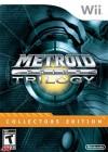 Boîte US de Metroid Prime Trilogy sur Wii