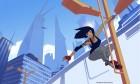 Artworks de Mirror's Edge sur Wii
