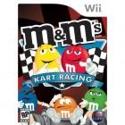 Boîte US de M&M's Kart Racing sur Wii