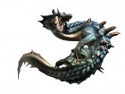 Artworks de Monster Hunter 3 sur Wii