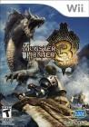 Boîte US de Monster Hunter 3 sur Wii