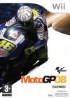 Boîte FR de MotoGP sur Wii