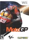 Boîte US de MotoGP sur Wii