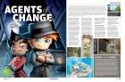Scan de MySims Agents sur Wii