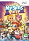 Boîte FR de MySims Party sur Wii