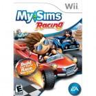 Boîte US de MySims Racing sur Wii