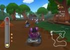Logo de MySims Racing sur Wii