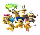 Logo de NEW Super Mario Bros. Wii sur Wii