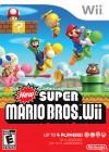 Boîte US de NEW Super Mario Bros. Wii sur Wii