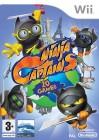 Boîte FR de Ninja Captains sur Wii