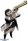 Artworks de No More Heroes sur Wii