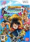 Boîte JAP de One Piece Unlimited Cruise : Episode 1 sur Wii
