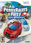 Boîte US de Penny Racers Party : Turbo-Q Speedway sur Wii