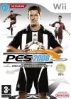 Boîte FR de Pro Evolution Soccer 2008 sur Wii