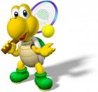 Artworks de Play it on Wii : Mario Power Tennis sur Wii