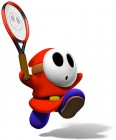 Artworks de Play it on Wii : Mario Power Tennis sur Wii