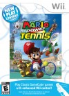 Boîte US de Play it on Wii : Mario Power Tennis sur Wii