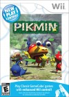 Boîte US de Play it on Wii : Pikmin sur Wii