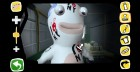 Screenshots de The Lapins Crétins : La Grosse Aventure sur Wii