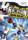 Boîte FR de Rayman contre les Lapins Crétins sur Wii