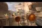 Screenshots de Rayman contre les Lapins Crétins sur Wii