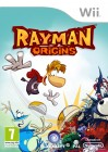 Boîte FR de Rayman Origins sur Wii