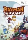 Boîte US de Rayman Origins sur Wii