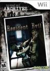 Boîte US de Resident Evil Archives : Resident Evil Zero sur Wii