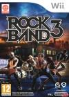 Boîte FR de Rock Band 3 sur Wii