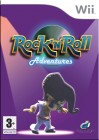 Boîte FR de Rock N Roll Adventures sur Wii