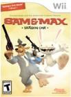 Boîte US de Sam et Max Saison 1 sur Wii