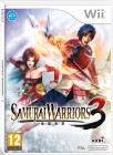 Boîte FR de Samurai Warriors 3 sur Wii