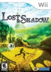 Boîte US de Lost In Shadow sur Wii