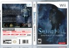 Artworks de Silent Hill : Shattered Memories sur Wii